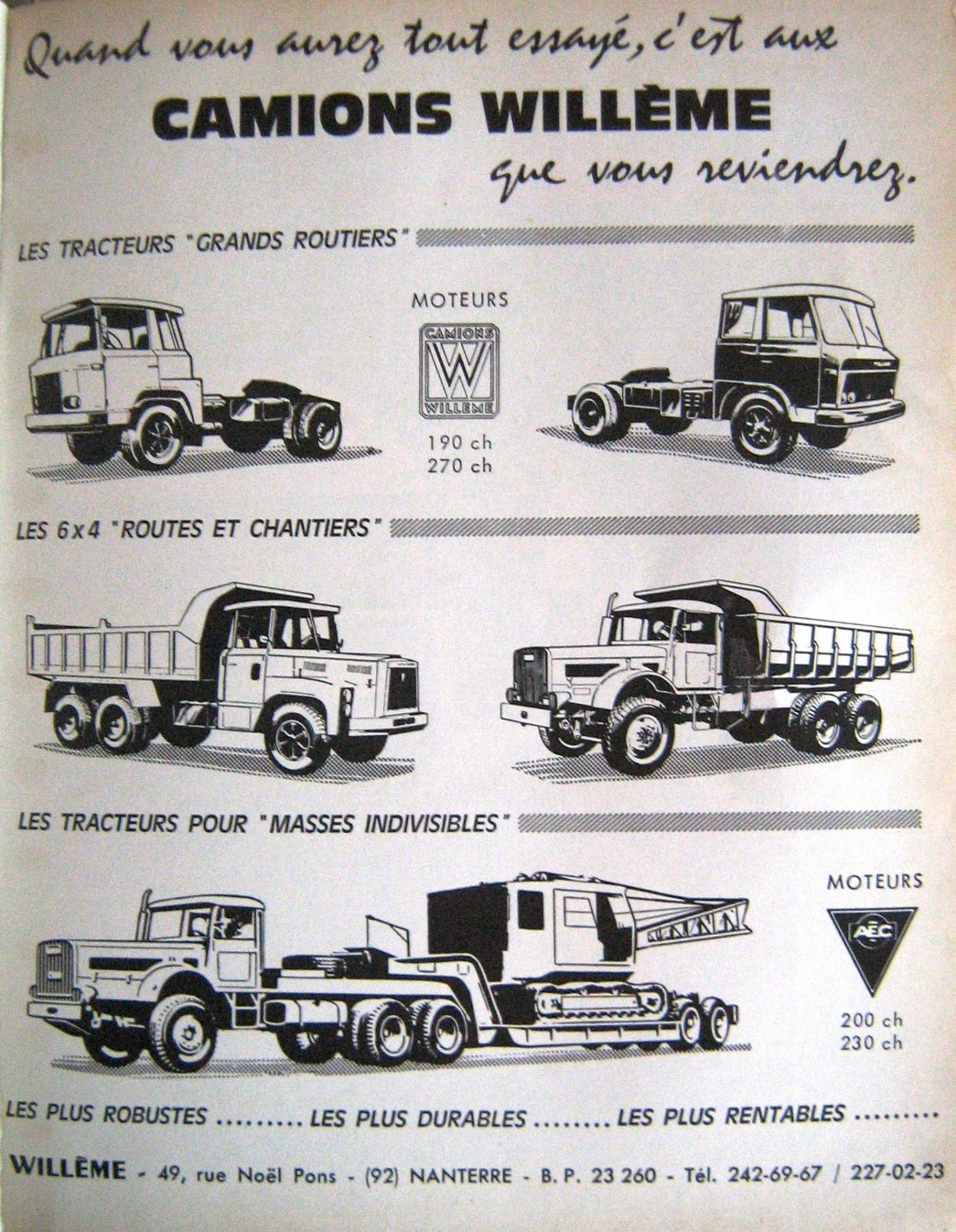 camion ancien magirus 270